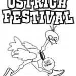 Ostrich Festival Show Saturday, March 9th from 1:00-4:00!