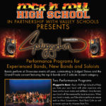"Now Signing Up Musicians and Bands for ""Plugged In"" 2017-18"