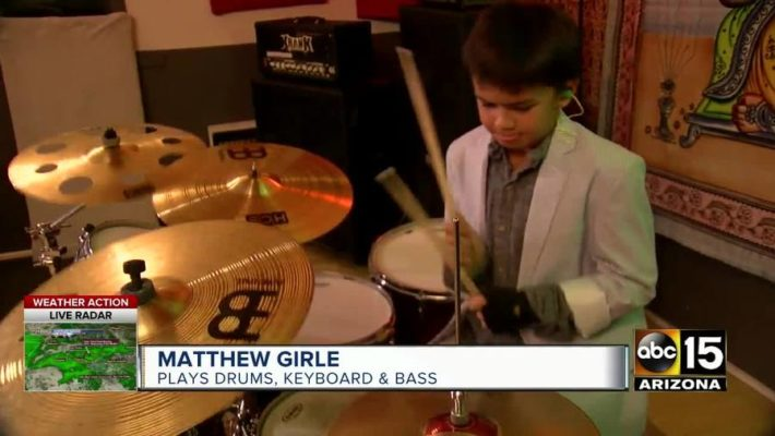 Rock n Roll High School Featured on ABC 15!